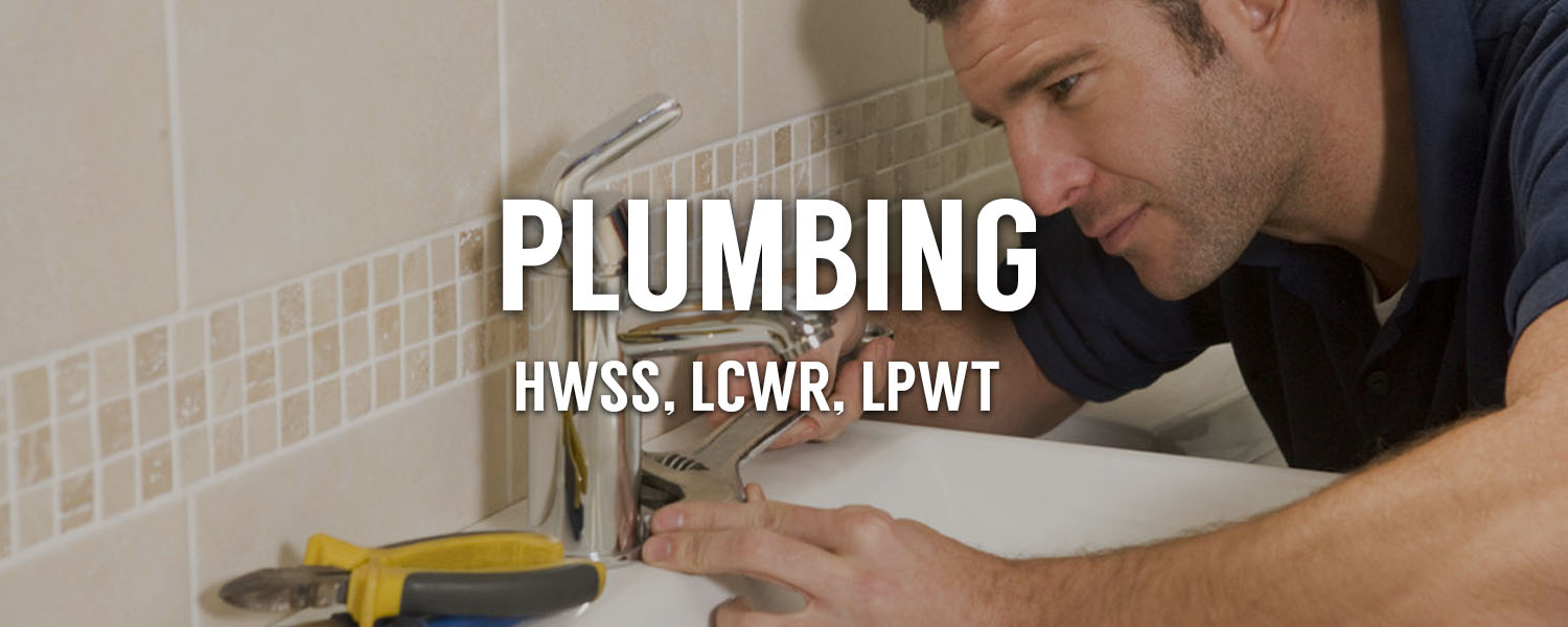 plumbing training courses scotland hwss lcwr lpwt